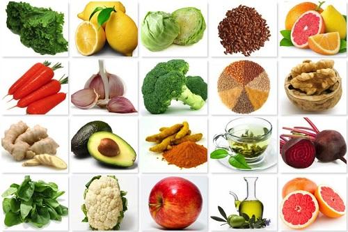 12 alimentos para cuidar el h gado - Alimentos que curan el higado ...