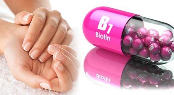 Biotina Para El Crecimiento De Las Uñas Funciona